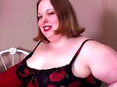 Sexy bbw sucks cock for a facial cumshot