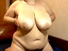 Mega boobs mature 2