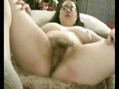 Fat chubby gf with big tits..