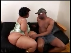 Big ass black bbw