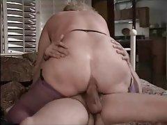 Fat gilf anal