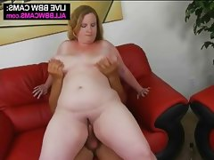 Young bbw nice tits found and fuckes..