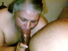 Face fucking my 49yr old married whore..