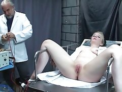 Innocent thick chick is probed and..