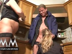 Mmv films two mature wifes sharing a..